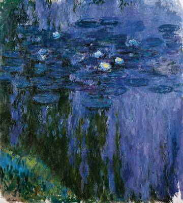 Claude Monet, <i>Nymphéas</i>