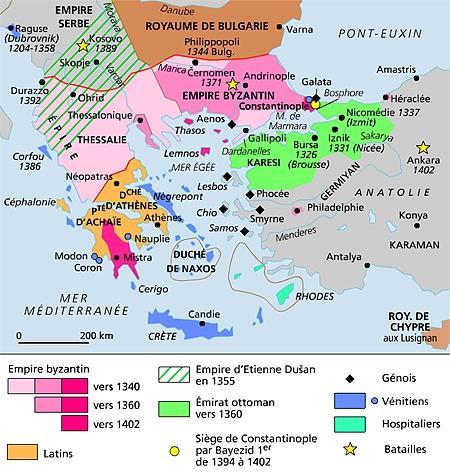 le monde byzantin tome 2 lempire byzantin 641 1204