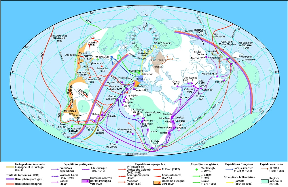 grandes puissances maritimes