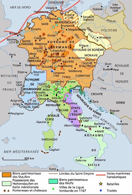 Ville Du St Empire Romain Germanique