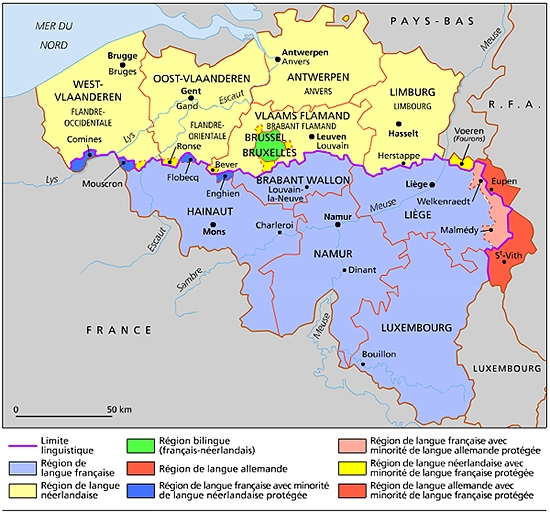 Carte Des R Ef Bf Bdgions Naturelles De France Avec Noms De Villes