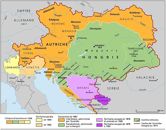 Autriche-Hongrie