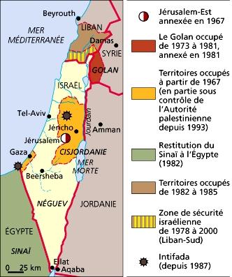 israel histoire