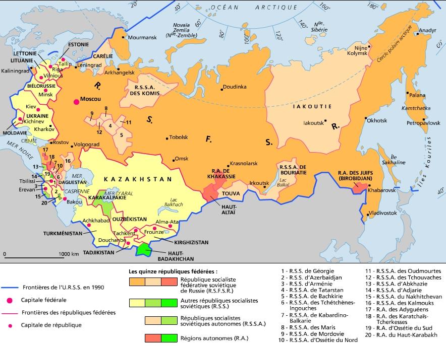 école : références: Tchétchénie