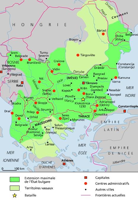 bulgarie histoire du pays