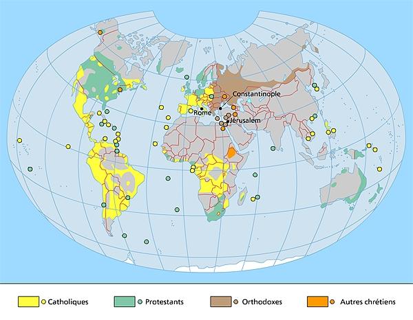 Encyclop die larousse en ligne christianisme latin eccl siastique christian - Les differentes habitations dans le monde ...