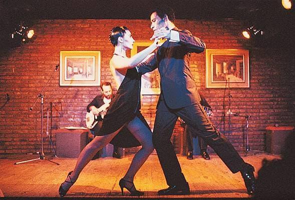 Encyclop die larousse en ligne tango hispano am ricain tango - Musique danse de salon ...