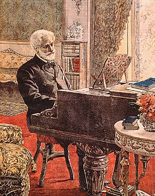 Giuseppe Verdi, la Traviata : air « Follie... sempre libera »