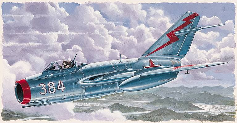 Chasseur Mig-15 bis