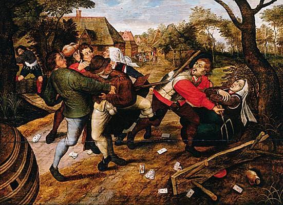 Encyclopedie Larousse En Ligne Les Bruegel Ou Les Breughel Ou Les Brueghel
