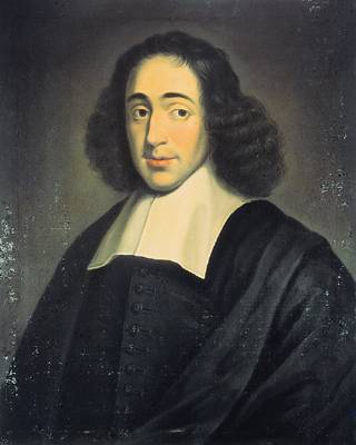 research paper on baruch spinoza