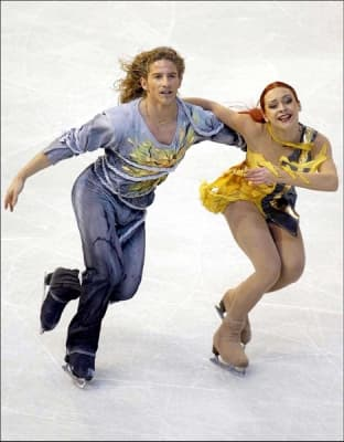 Patinage, jeux Olympiques, 2002