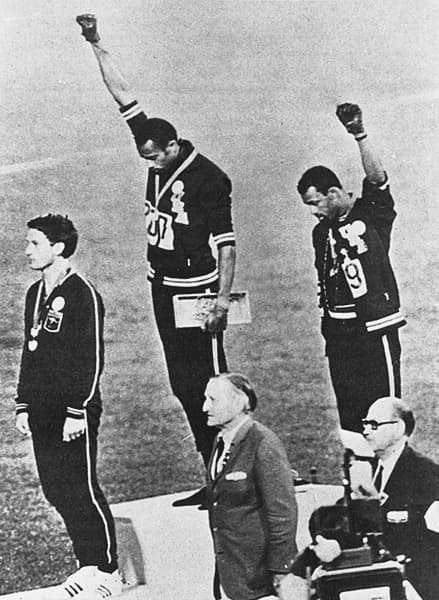 Jeux Olympiques, Mexico, 1968