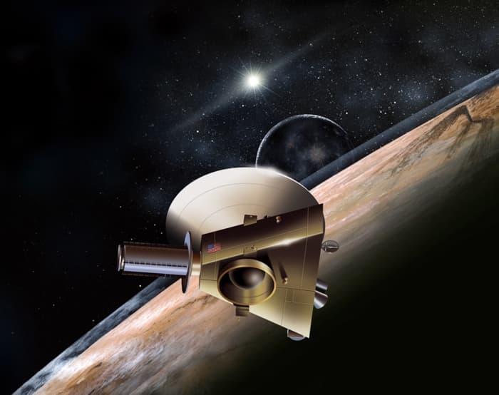 Sonde spatiale en anglais