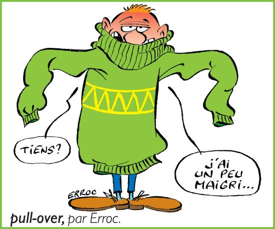 Pull-over, par Erroc