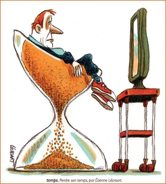 Encyclopédie Larousse en ligne - Perdre son temps, par
