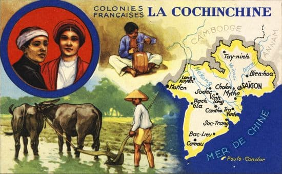 La Cochinchine