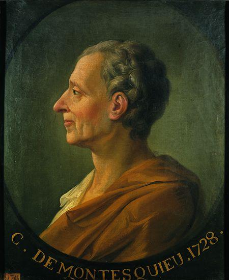 Tu brilleras aujourd'hui, demain tu seras mon second - Montesquieu, Lettres persanes 1310414-Montesquieu