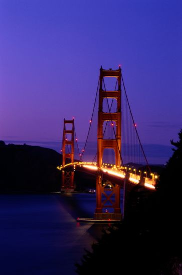 Pont du Golden Gate, San Francisco