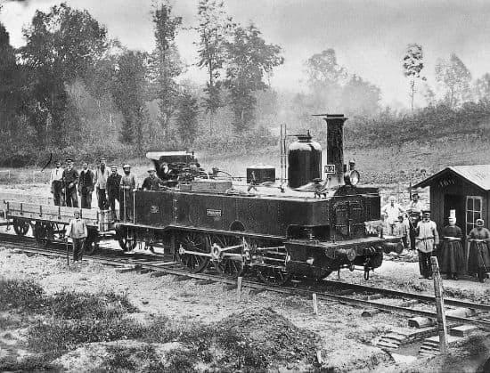 Dissertation histoire sur la revolution industrielle