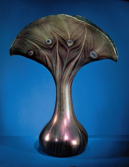 Louis Comfort Tiffany, vase