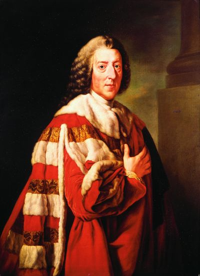 William Pitt, dit le Premier Pitt