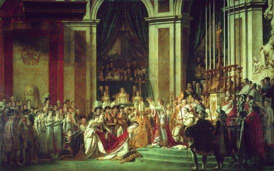 Sacre de Napoléon Ier