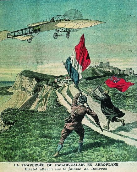 Louis Blériot, 1909