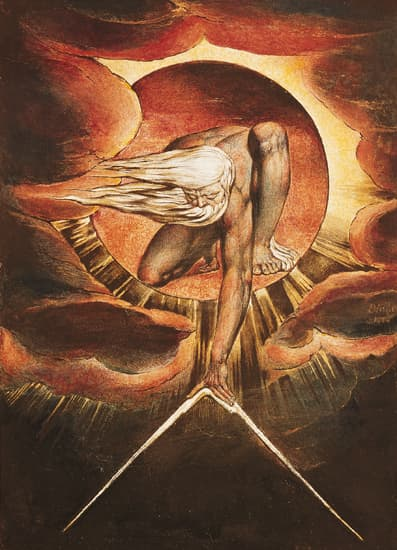 William Blake, l'Ancien des temps
