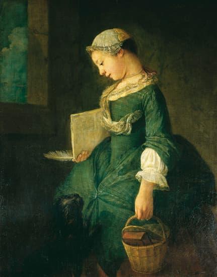 jean siméon chardin autoportrait