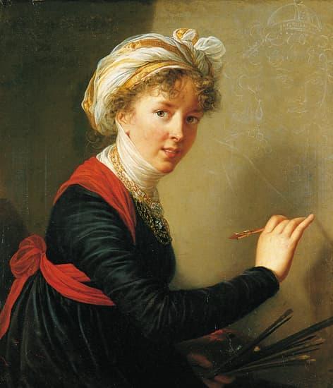 Encyclopédie Larousse en ligne - Louise Élisabeth Vigée Mme Vigée-Lebrun