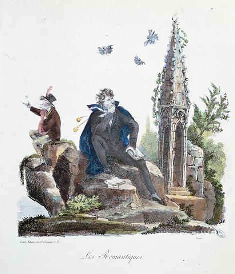 encyclopedie larousse romantisme
