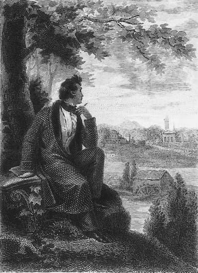 Oeuvre Romantique encyclopédie larousse en ligne - romantisme