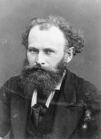 Édouard Manet - Le Déjeuner sur l'Herbe - ThingLink