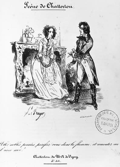http://www.larousse.fr/encyclopedie/data/images/1311308-Alfred_de_Vigny_Chatterton.jpg