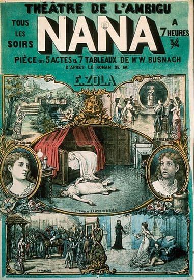 Encyclopedie Larousse En Ligne Emile Zola