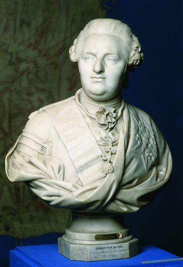Encyclopédie Larousse en ligne - Louis XVI