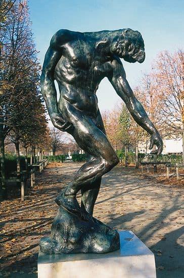 Encyclop die larousse en ligne auguste rodin - La porte de l enfer rodin ...