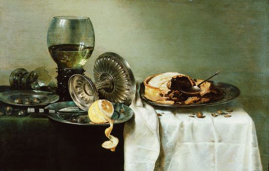 Willem Claesz. Heda, Nature morte