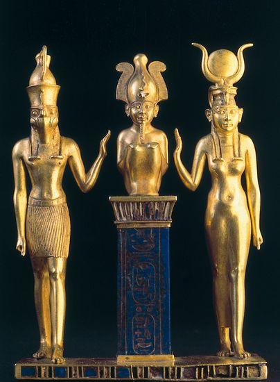 Osiris Horus isis