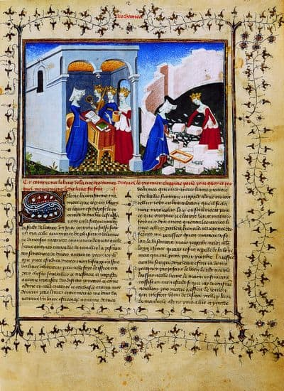 Encyclopédie Larousse en ligne - Christine de Pisan, le Livre de la Cité des Dames