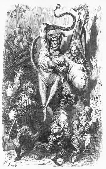 rencontre entre le père goriot et ses filles