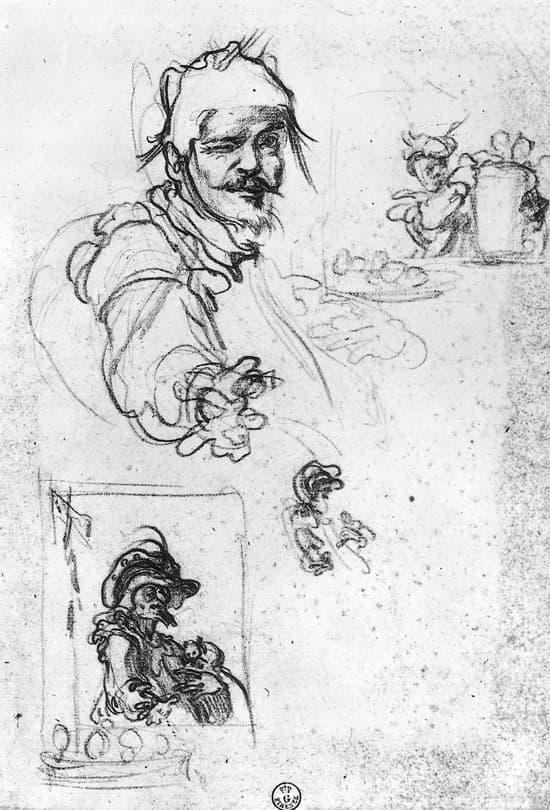 Encyclop die larousse en ligne dessin de dessiner avec l - Dessiner une oie ...