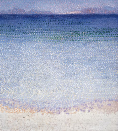 Henri Edmond Cross, <i>les Îles d&#39;or</i>