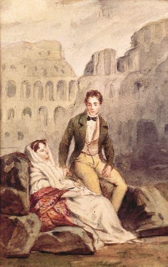 <i>Mémoires d'outre-tombe</i> : Chateaubriand et Pauline de Beaumont à Rome