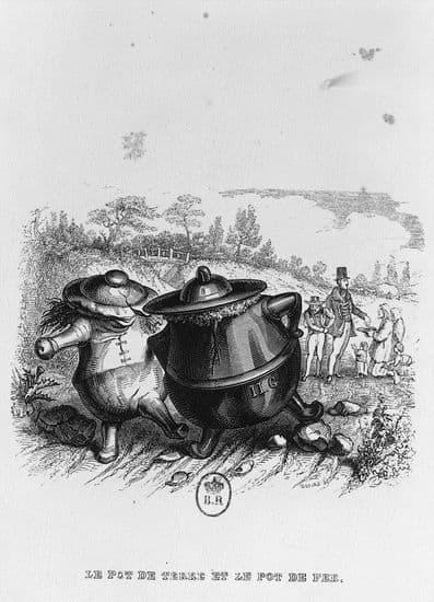 encyclopedie larousse jean de la fontaine