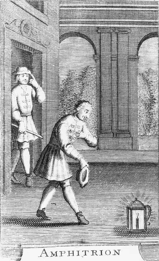 qui rencontre molière en 1643
