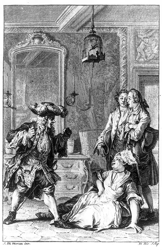 Encyclop die larousse en ligne le bourgeois gentilhomme - Bourgeois foto ...