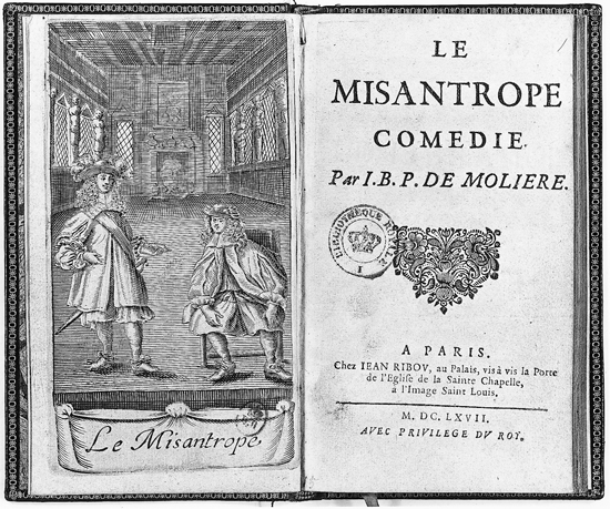 the flaws of the old french society in the misanthrope a play by moliere Transcript of french theatre in the 1800's who wrote about the flaws of humanity and religious hypocrisy that existed french theatre in the 1700's.