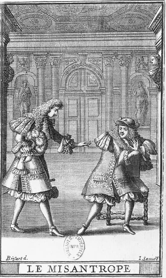 Encyclopédie Larousse en ligne - Jean-Baptiste Poquelin
